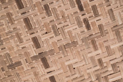 Rattan texture Stock Images