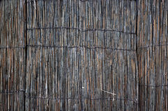 Rattan texture Royalty Free Stock Photos