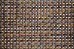 Rattan texture, detail handcraft bamboo weaving texture background vector illustration