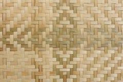 Rattan texture, detail handcraft bamboo weaving texture background. woven pattern. stock photography