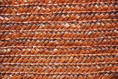 Rattan texture. With light colors Royalty Free Stock Images
