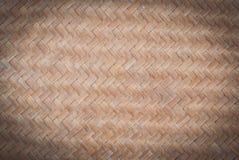 Rattan texture Royalty Free Stock Image