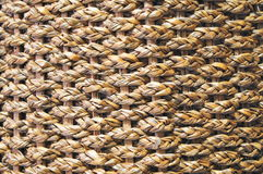 Rattan weave. From Thailand royalty free stock photos