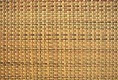 Rattan weave background Royalty Free Stock Image