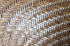 Rattan weave texture background Stock Photo