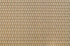 Rattan weave texture Stock Image