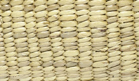 Rattan weave texture Royalty Free Stock Image