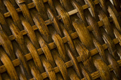 Rattan Weaving Royalty Free Stock Images