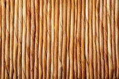 Rattan woven background Royalty Free Stock Photo