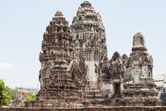 Rattana sri phra Wat mahathat στοκ εικόνες με δικαίωμα ελεύθερης χρήσης