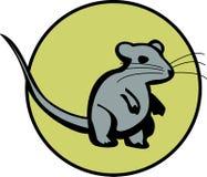 Ratte Vektor Abbildung