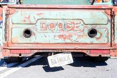 Ratten-LKW Dodge Stockbilder