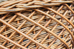 Ratten weave pattern Royalty Free Stock Photography