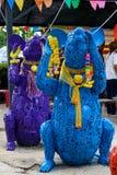Rattenfahrzeuge von Ganesh Steel Lizenzfreies Stockfoto