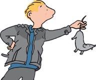 Rattenvanger Royalty-vrije Stock Afbeeldingen