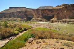 Rattlesnake Canyon Royalty Free Stock Photography