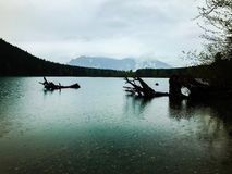 Rattlesnake Lake Washington Стоковые Фотографии RF