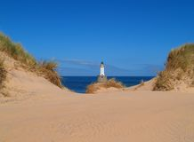 Rattray Head Lighthouse Stock Photography