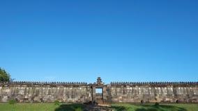 ratu παλατιών αιθουσών boko ακρ&omicro Στοκ Εικόνες
