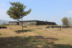 Ratu boko fort Stock Photos