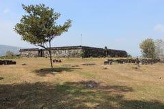 Ratu boko fort Stock Photos