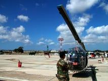 ratunek helikoptera Obraz Royalty Free