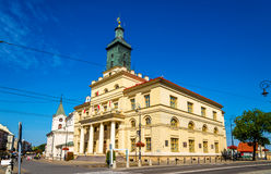 Ratusz (city hall) of Lublin Stock Images