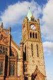 Ratusz w Derry Zdjęcia Stock
