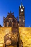 Ratusz w Derry Fotografia Stock