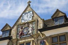 Ratusz w Peterborough Fotografia Royalty Free
