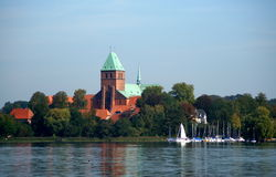 Ratzeburg Royalty Free Stock Photos