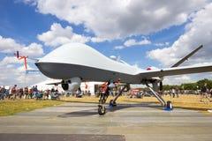 Raub-UAV Stockfoto