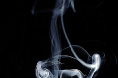 Rauch lizenzfreies stockbild
