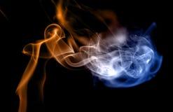 Rauch lizenzfreie stockbilder