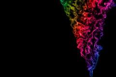 Rauch-Bürsten Stockbilder