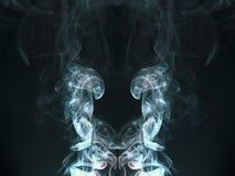 Rauch des Räucherstäbchens vektor abbildung