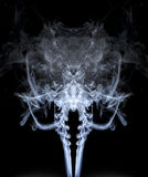 Rauch-Signale Stockbilder