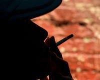 Rauchen Lizenzfreie Stockfotografie