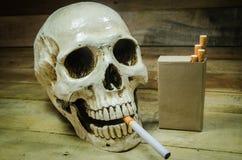 rauchen Stockfoto