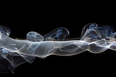 Rauchen Sie Hintergrund Lizenzfreie Stockfotografie