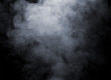 Rauchen Sie Hintergrund Stockfotografie