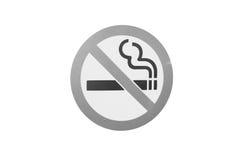 Rauchen Sie nicht stockfotos
