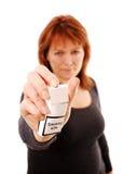 Rauchende Abbrüche Lizenzfreie Stockfotografie
