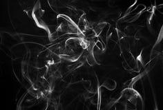 Rauchende Kunst Lizenzfreies Stockbild