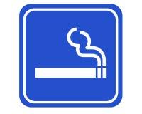 Rauchender Bereich Stockfotos