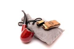 Rauchendes Set Lizenzfreies Stockfoto