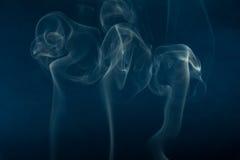 Rauchformen Lizenzfreie Stockfotos