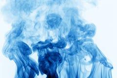 Rauchhintergrund Lizenzfreie Stockfotos