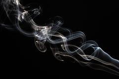 Rauchschwarzes Stockfoto
