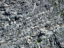 Raue Felsenoberflächenbeschaffenheit stockfoto